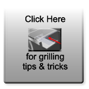 Click here to learn about charcoal grilling in general, and special things you can do on our grills
